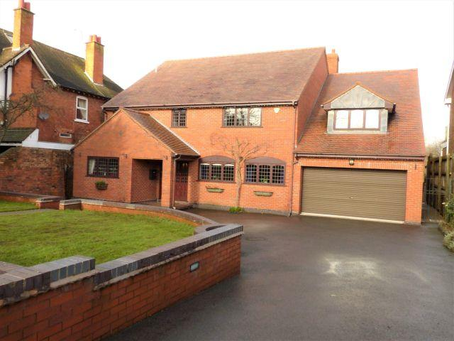 5 Bedrooms Detached House for sale in Mellish Road,Walsall,West Midlands
