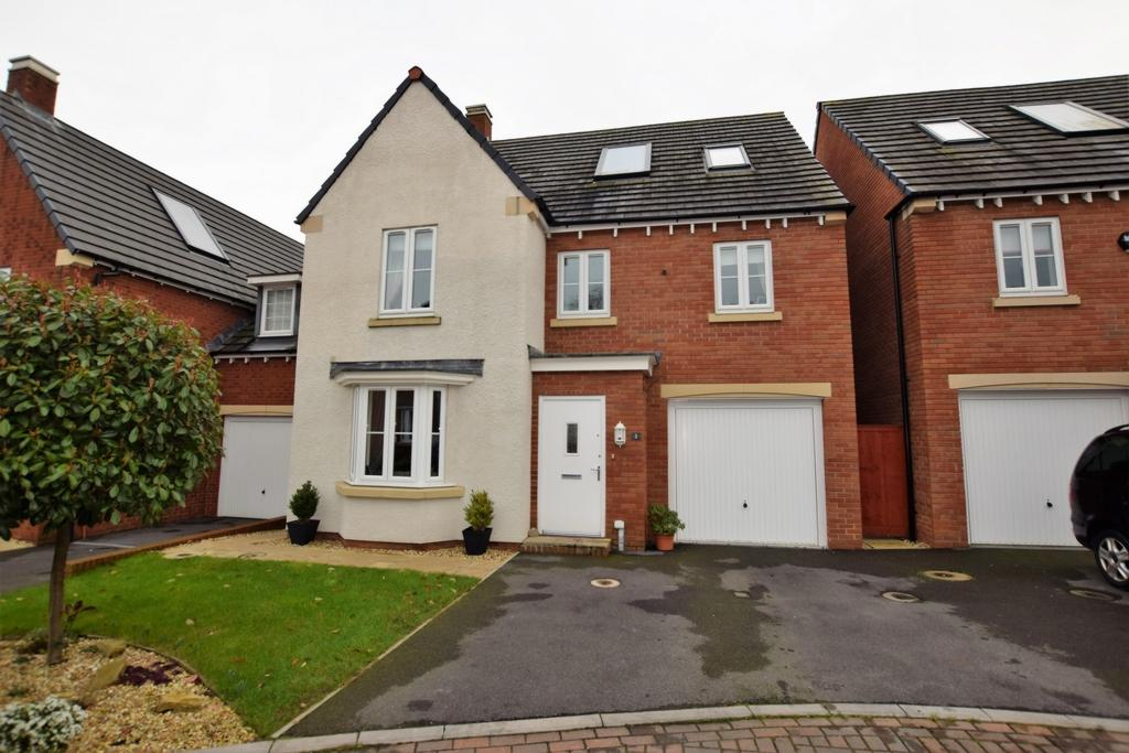 5 Bedrooms House for sale in Cowick Court, St.Thomas, EX2
