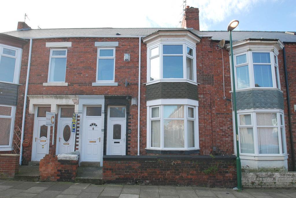 3 Bedrooms Flat for sale in Handel Street, South Shields
