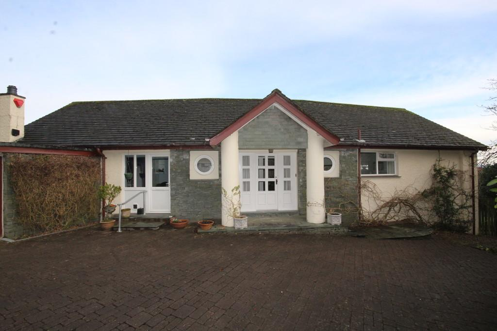 2 Bedrooms Detached Bungalow for sale in Westwood, Risedale Hill, Allithwaite Road, Grange-Over-Sands