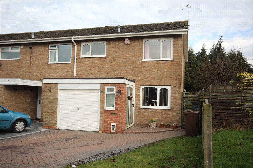 3 Bedrooms Detached House for sale in Stockwell Rise, Solihull, West Midlands, B92