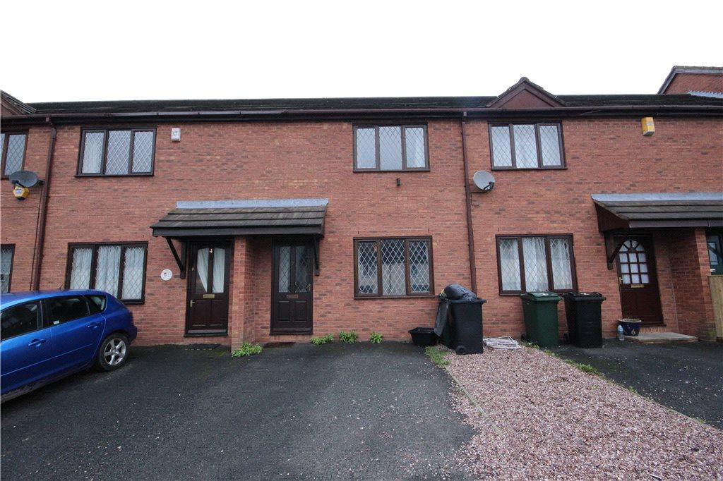 2 Bedrooms Terraced House for sale in Prospect Cottages, Rock Lane, Ludlow, Shropshire, SY8