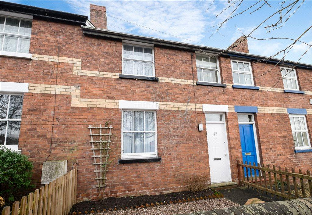 3 Bedrooms Terraced House for sale in Glencoe Terrace, Ludlow, Shropshire, SY8