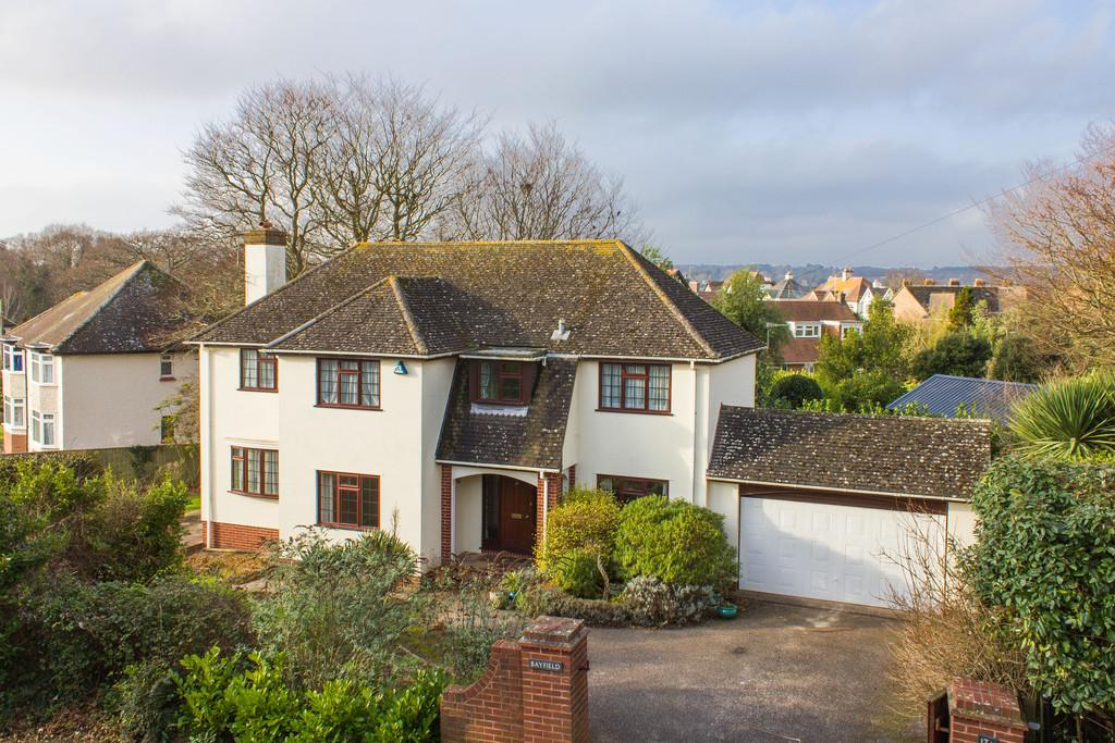 4 Bedrooms Detached House for sale in Copp Hill Lane, Budleigh Salterton
