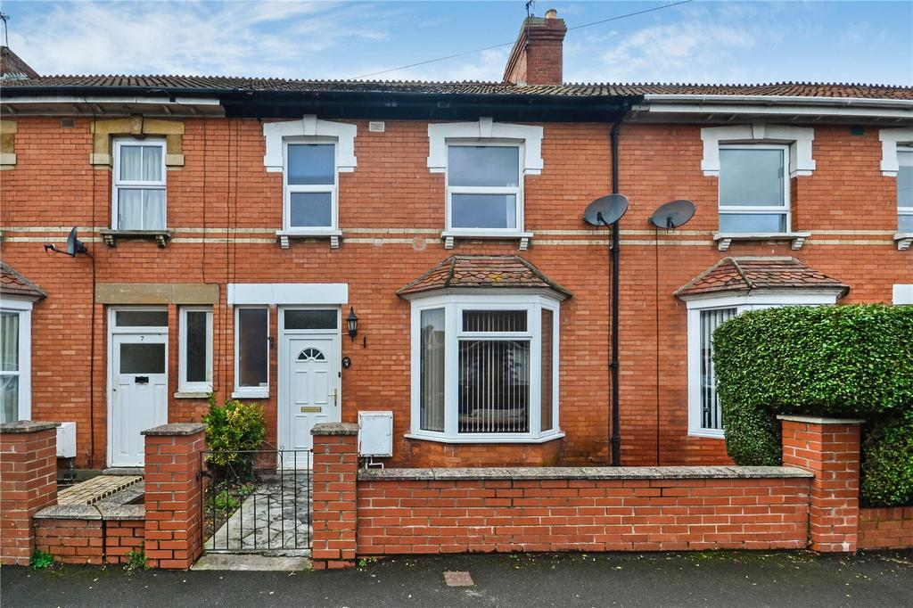3 Bedrooms House for sale in Kendale Road, Bridgwater, Somerset, TA6