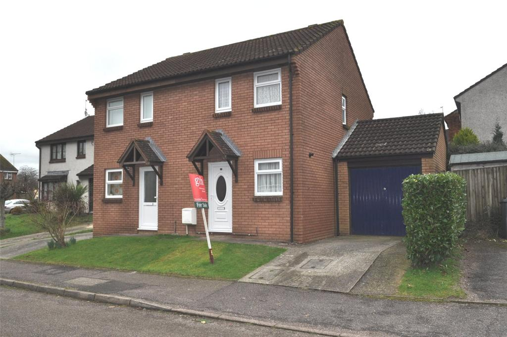2 Bedrooms House for sale in Hazelwood Close, Honiton, Devon, EX14