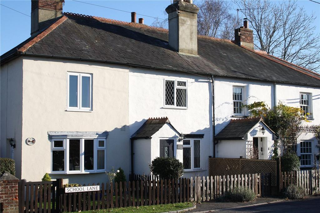 2 Bedrooms Terraced House for sale in School Lane, Liss, Hampshire, GU33