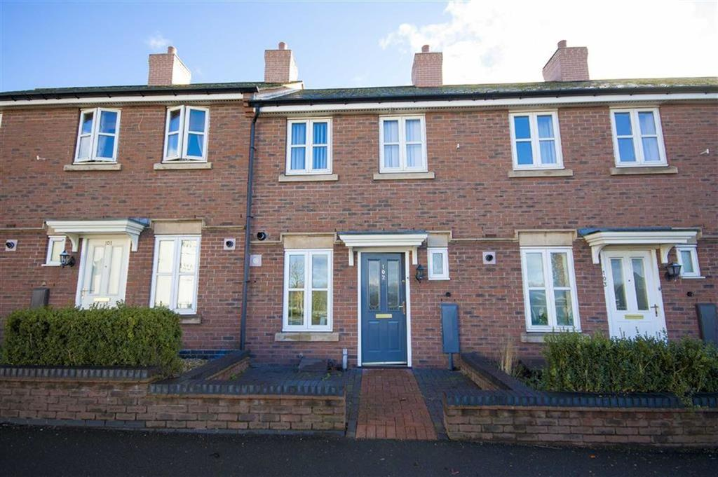 3 Bedrooms Terraced House for sale in St Michaels Street, Shrewsbury, Shropshire