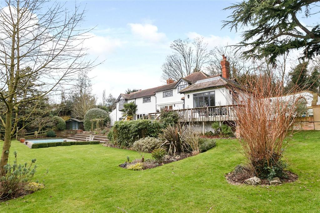 5 Bedrooms Detached House for sale in Dean Lane, Cookham Dean, Maidenhead, Berkshire, SL6