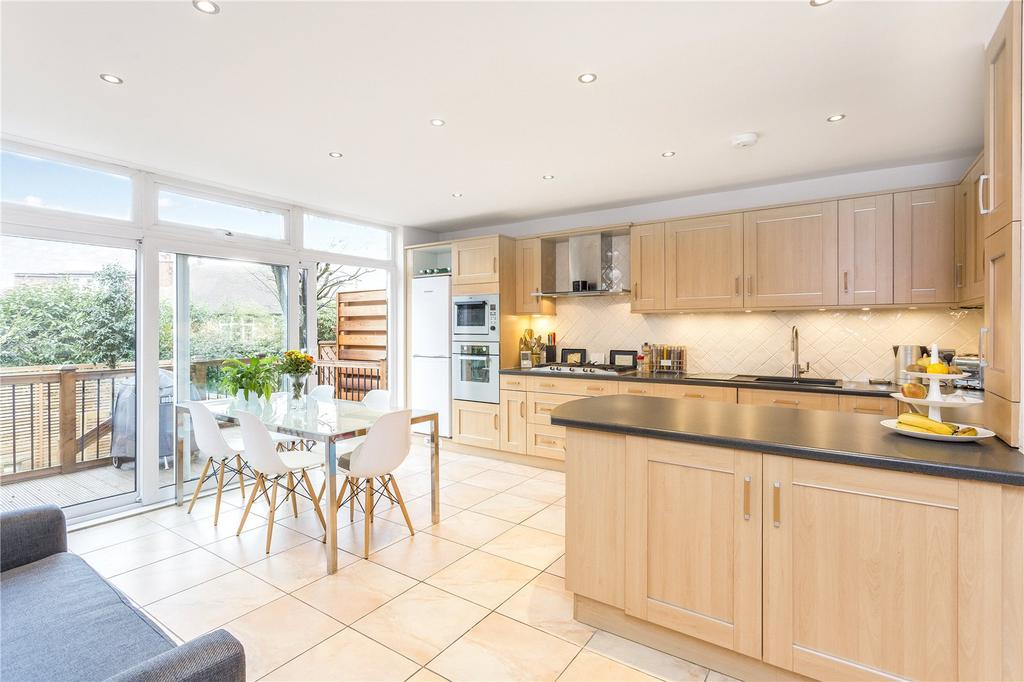 4 Bedrooms Terraced House for sale in Nichols Green, Montpelier Road, London, W5