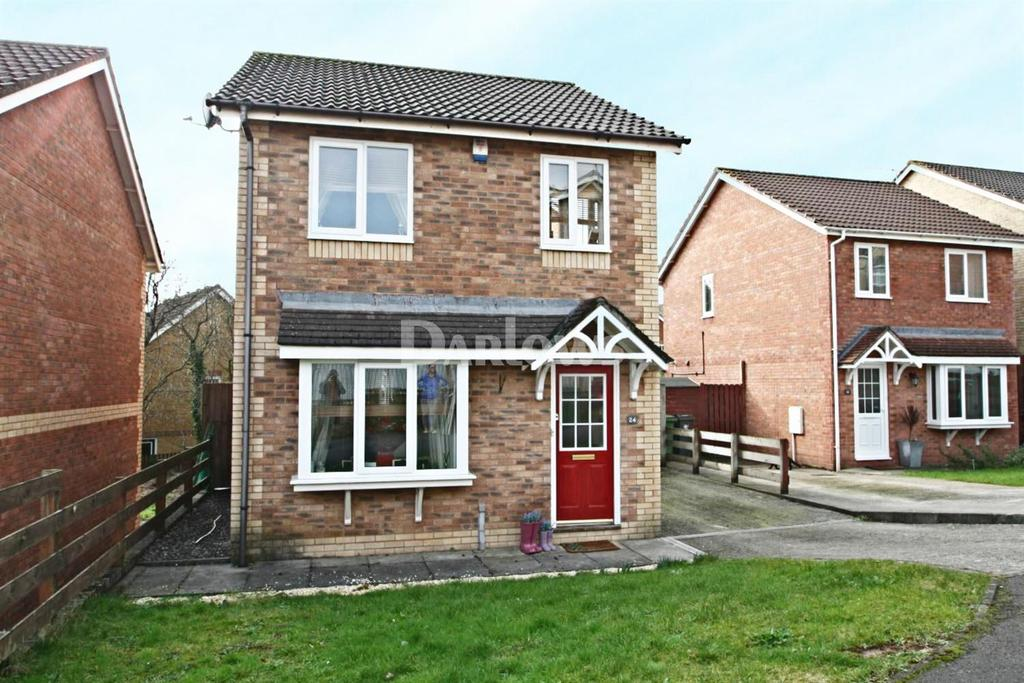 3 Bedrooms Detached House for sale in Chamomile Close, Pontprennau, Cardiff, CF23