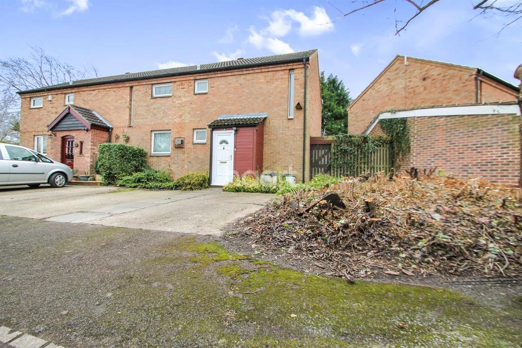 3 Bedrooms Semi Detached House for sale in Pennyland