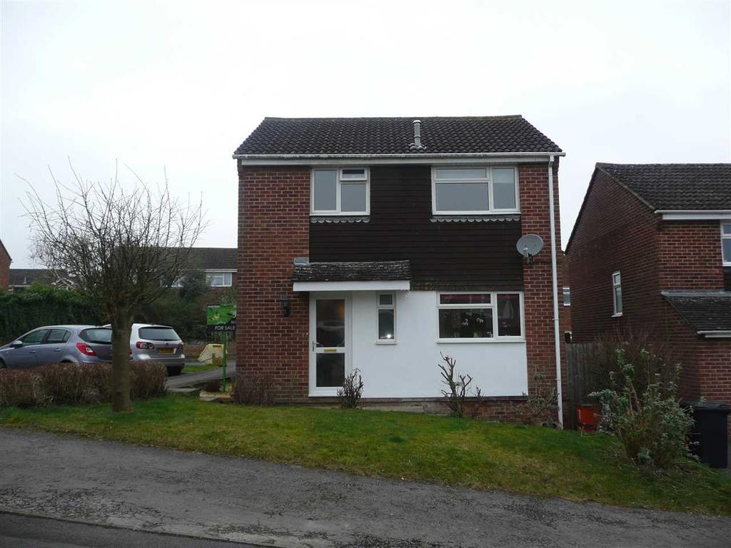 3 Bedrooms Detached House for sale in Wheatlands, Haydon Wick, Swindon