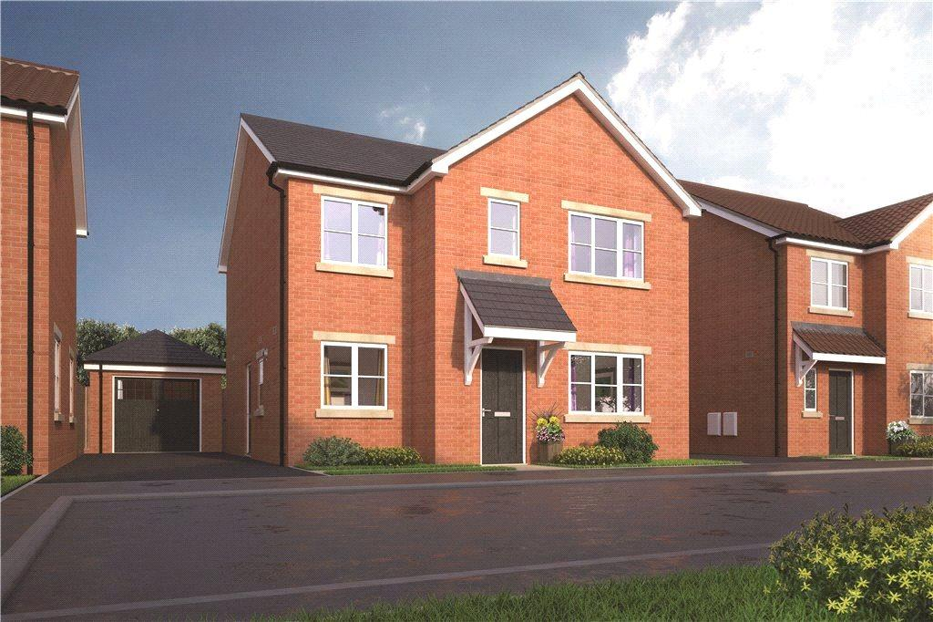 4 Bedrooms Detached House for sale in Plot 13 - The Sandringam, Misty Meadows, Daisy Hill, Morley