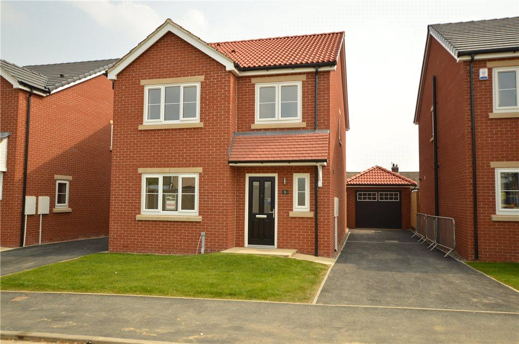 4 Bedrooms Detached House for sale in Plot 9 - The Laurel, Misty Meadows, Daisy Hill, Morley