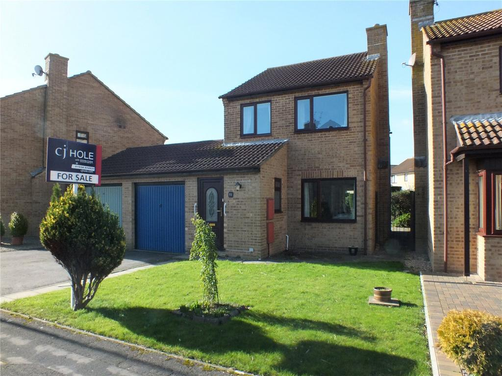 3 Bedrooms Detached House for sale in Gooch Way, Weston-Super-Mare, BS22
