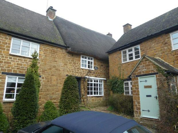 3 Bedrooms Cottage House for sale in Main Street, Wroxton