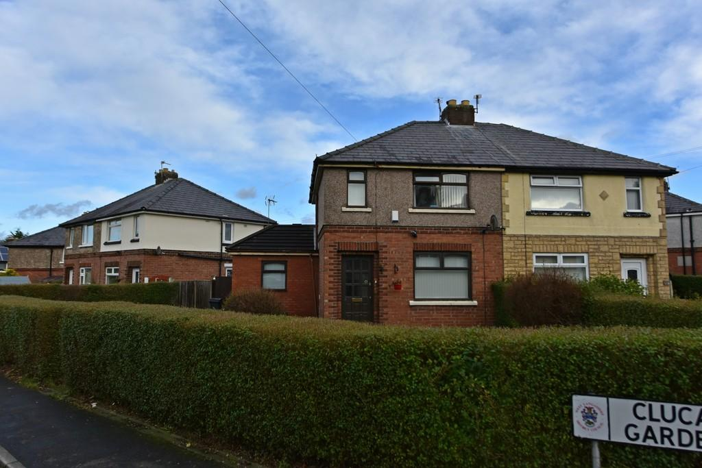 2 Bedrooms Semi Detached House for sale in Clucas Gardens, Ormskirk