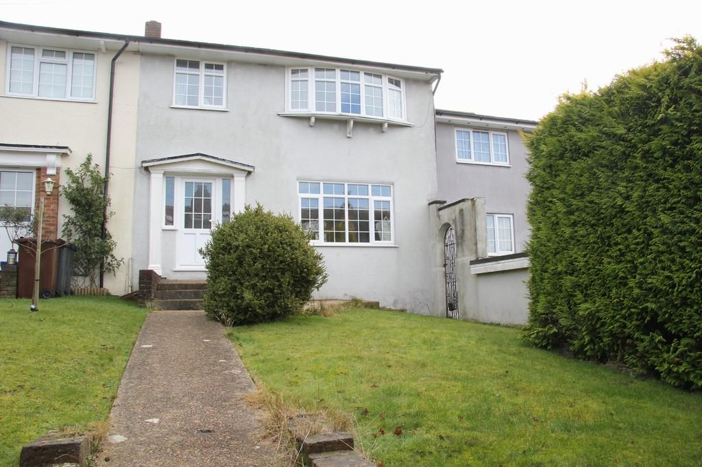 5 Bedrooms End Of Terrace House for sale in Hailsham Road, Heathfield