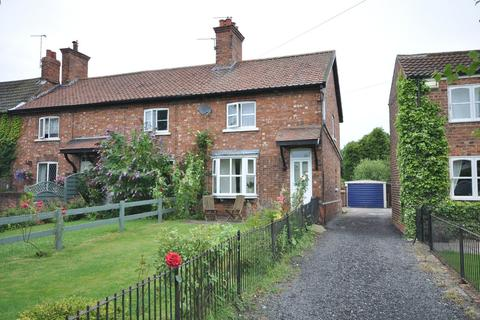 2 bedroom end of terrace house to rent - 12 Back Street, Laxton