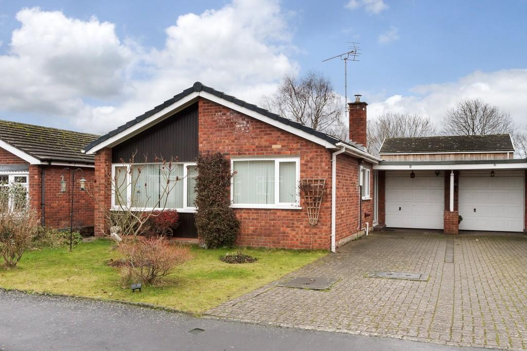 2 Bedrooms Detached Bungalow for sale in Audlem, Cheshire