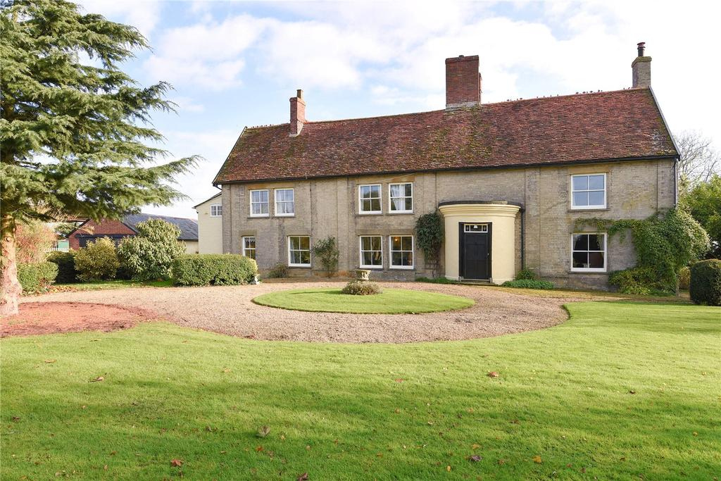6 Bedrooms Detached House for sale in Old Newton, Stowmarket, Suffolk, IP14