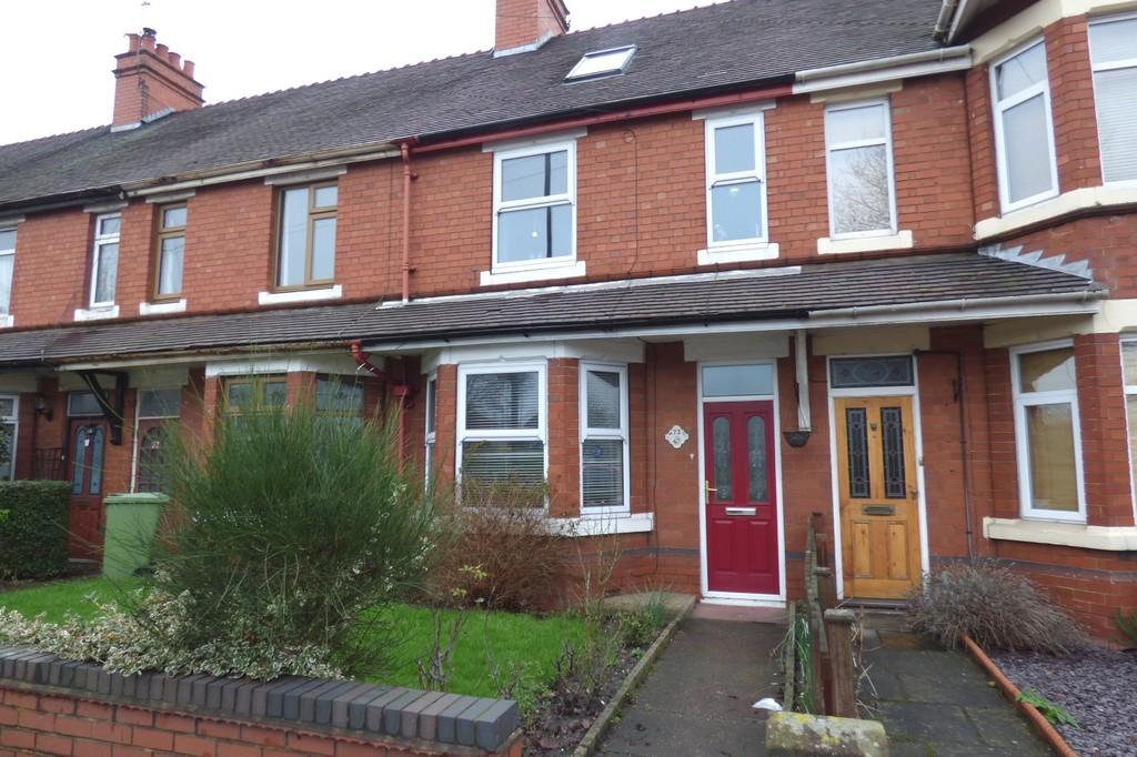 4 Bedrooms Terraced House for sale in Rising Brook, Stafford