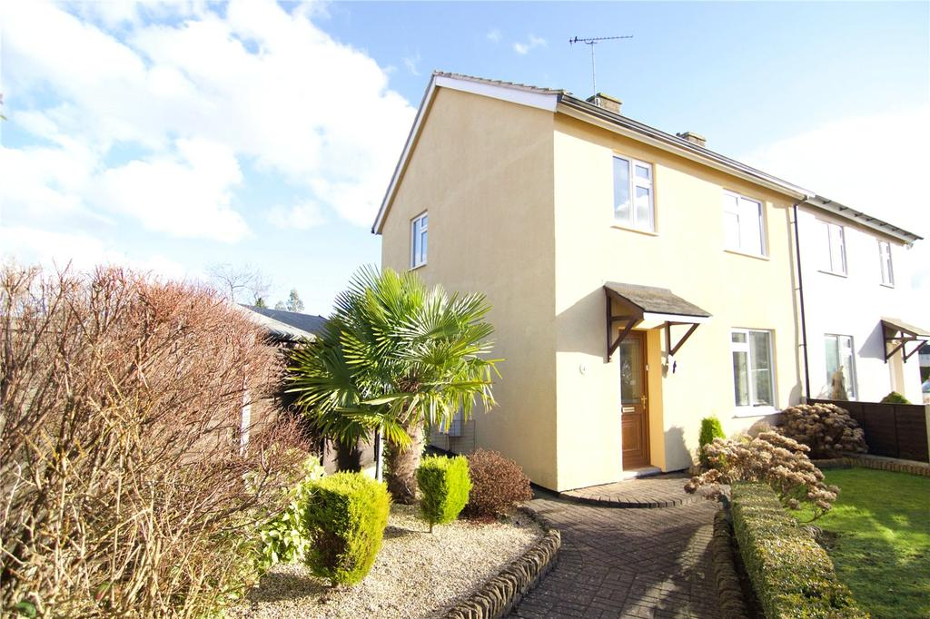 3 Bedrooms Semi Detached House for sale in Berkeley Close, South Cerney, Cirencester, Glos, GL7