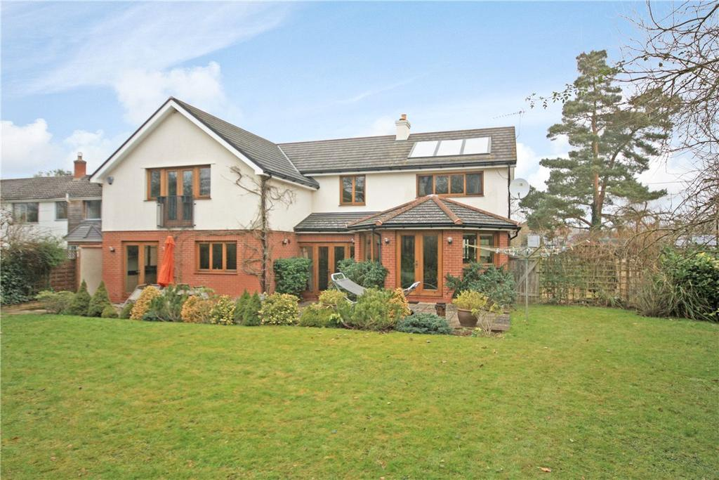 6 Bedrooms Detached House for sale in Chapel Road, Weston Colville, Cambridge, CB21