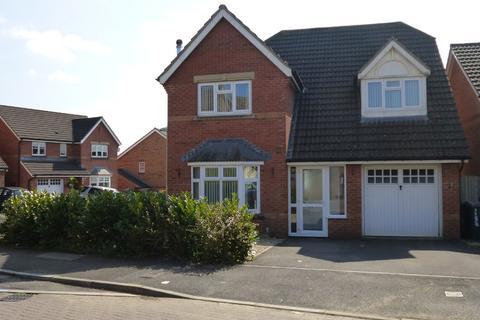 4 bedroom detached house to rent - CORBIN ROAD, TROWBRIDGE