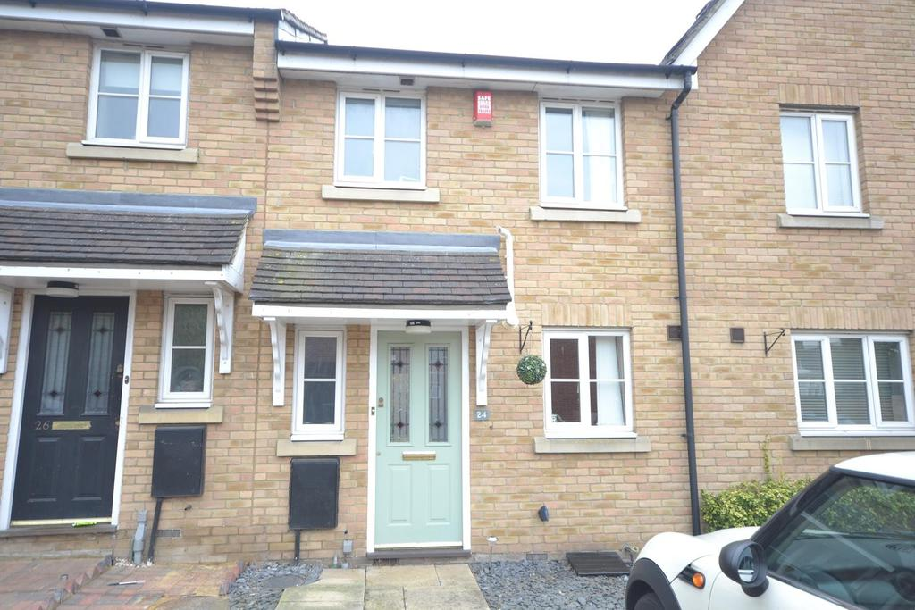 2 Bedrooms Terraced House for sale in Hawkins Drive, Chafford Hundred, Grays, Essex, RM16