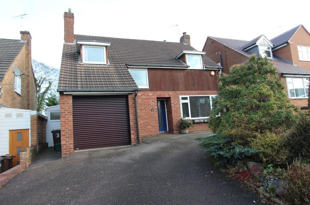 3 Bedrooms Detached House for sale in Arden Road, Dorridge