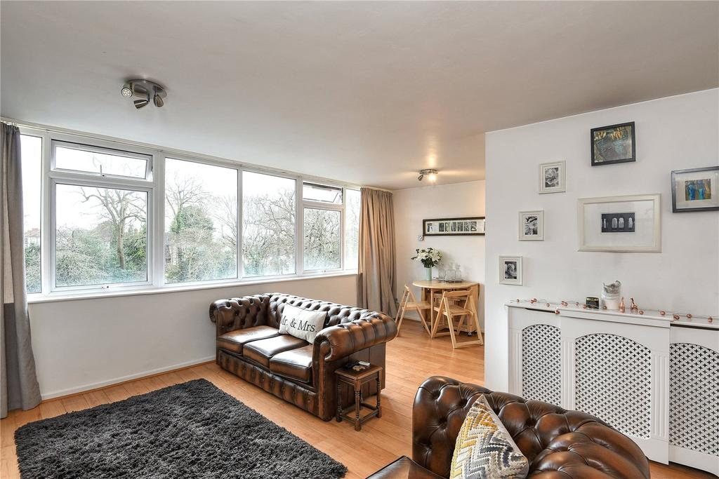 2 Bedrooms Apartment Flat for sale in Druid Woods, Avon Way, Stoke Bishop, Bristol, BS9