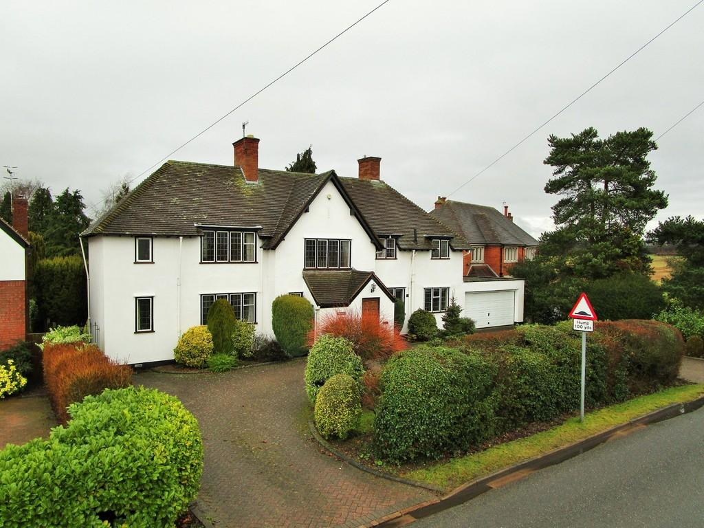 4 Bedrooms Detached House for sale in Loxley Road, Stratford upon Avon