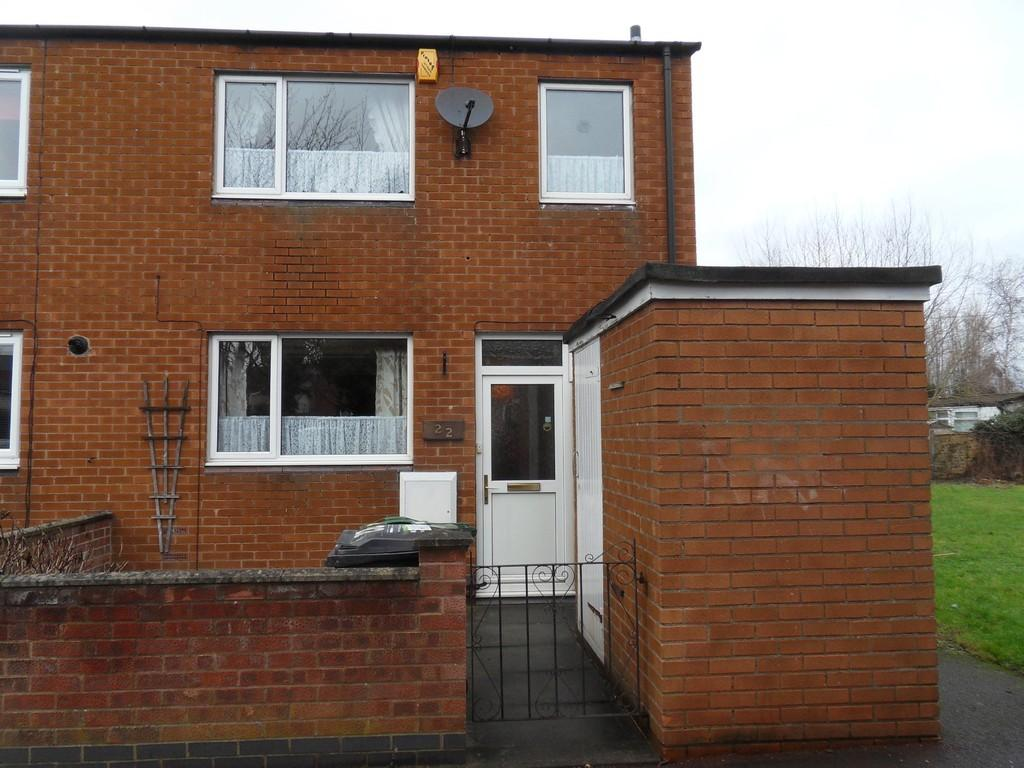 3 Bedrooms End Of Terrace House for sale in Blake Drive, Loughborough