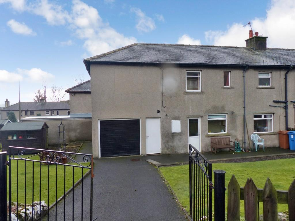 4 Bedrooms End Of Terrace House for sale in Fell View Square, Grassington