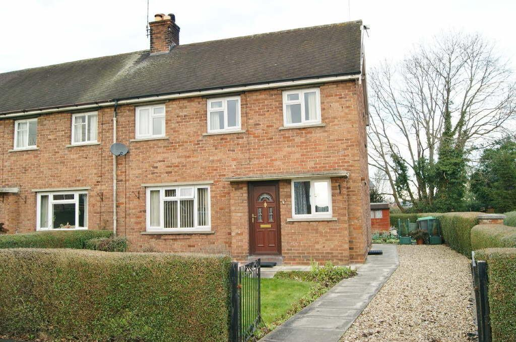 Trevalyn hall view rossett 3 bed end of terrace house for The terrace land and house