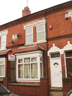 4 bedroom terraced house to rent - Manilla Road,Selly Park,Birmingham,West Midlands