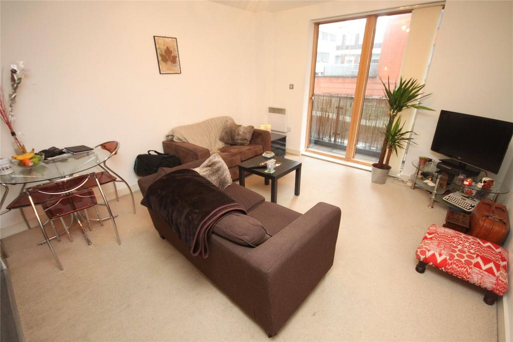 1 Bedroom Flat for sale in Barton Place, Hornbeam Way, Green Quarter, Manchester