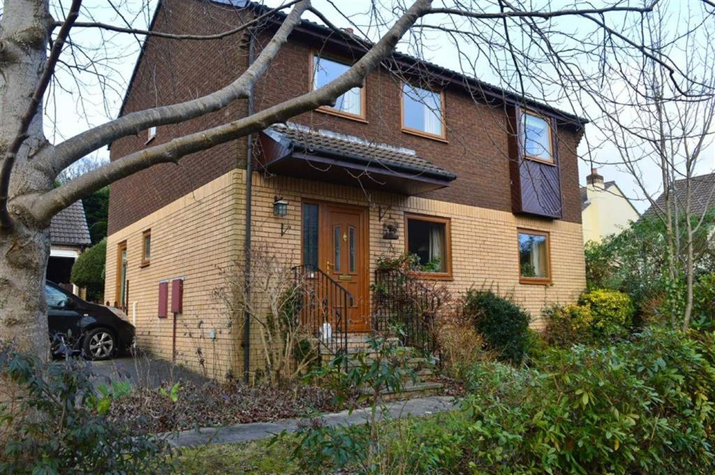 4 Bedrooms Detached House for sale in Bridle Way, Wimborne, Dorset