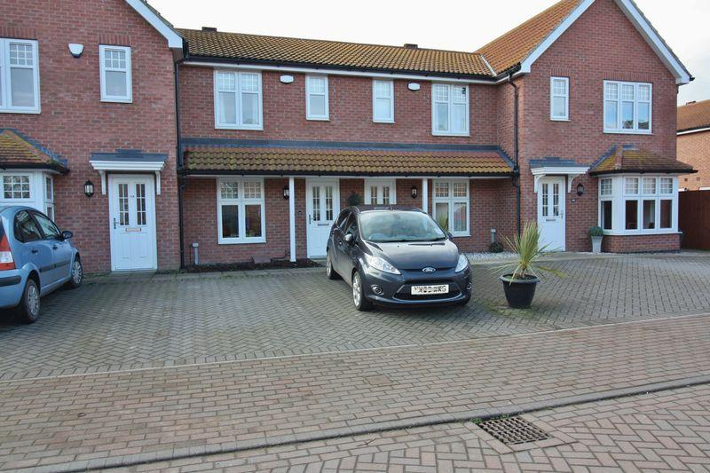 2 Bedrooms Terraced House for sale in Rawson Way, Hornsea