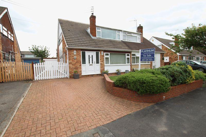 3 Bedrooms Semi Detached House for sale in Green Lane, Great Sutton