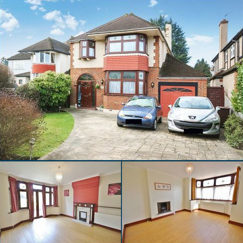 3 bedroom detached house to rent - CHEAM