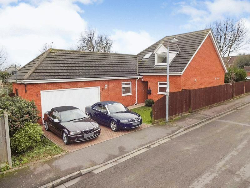 4 Bedrooms Detached House for sale in Chandlers Close, Marston Moretaine