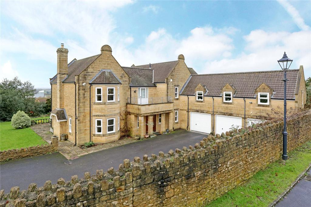 6 Bedrooms Detached House for sale in Priorygate Court, Castle Cary, Somerset, BA7
