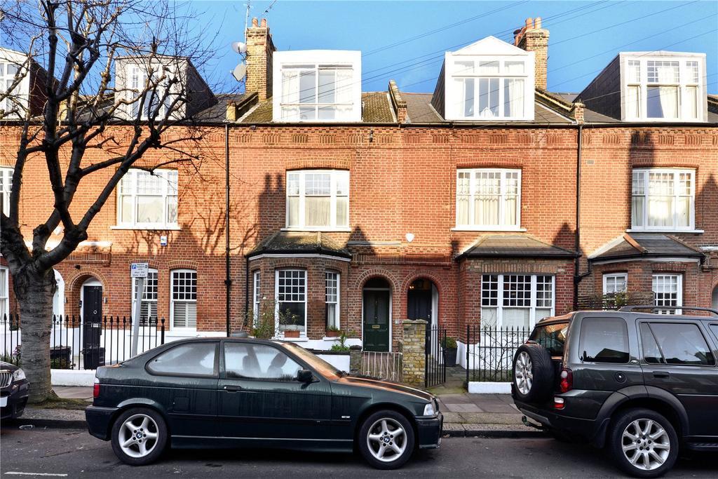 4 Bedrooms Terraced House for sale in Kersley Street, Battersea Park, London, SW11