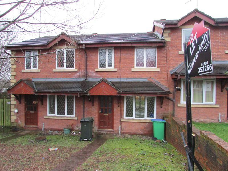 3 Bedrooms Town House for rent in Margroy Close Syke .
