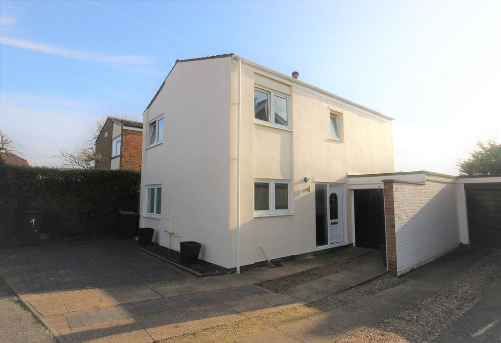 4 Bedrooms Detached House for sale in Russell Drive, Ampthill, Bedfordshire, MK45