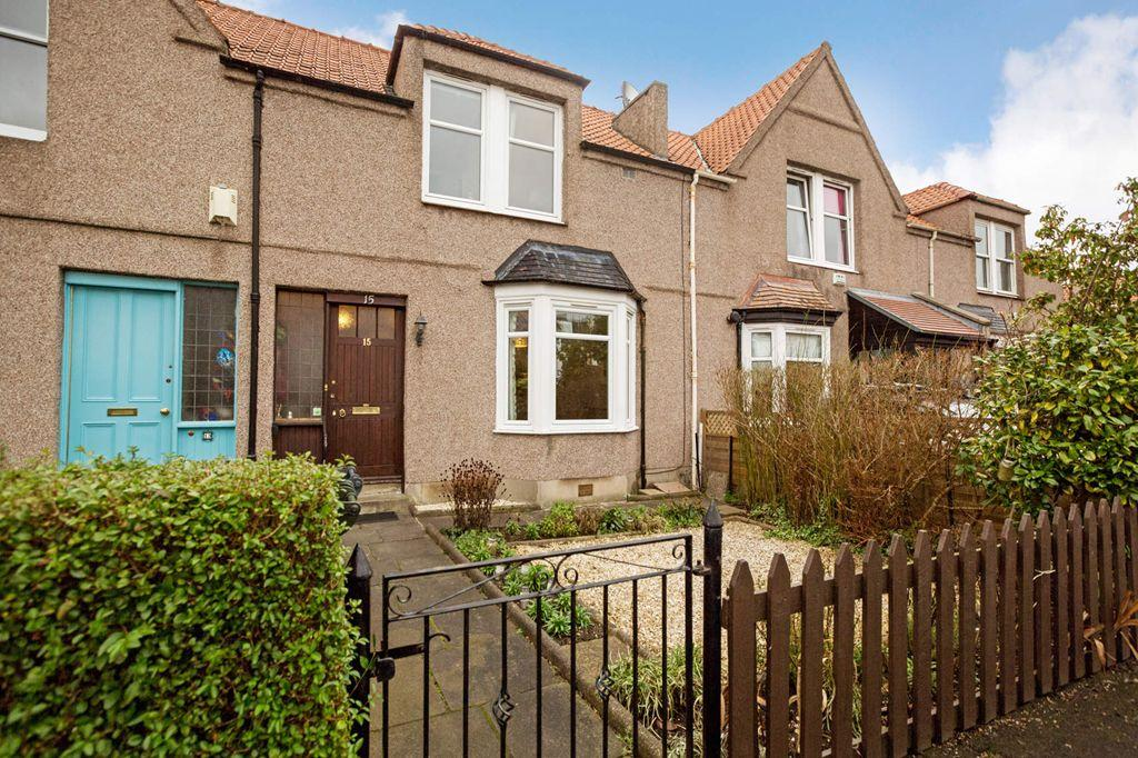 3 Bedrooms Terraced House for sale in 15 Bangholm Avenue, Trinity, EH5 3AS