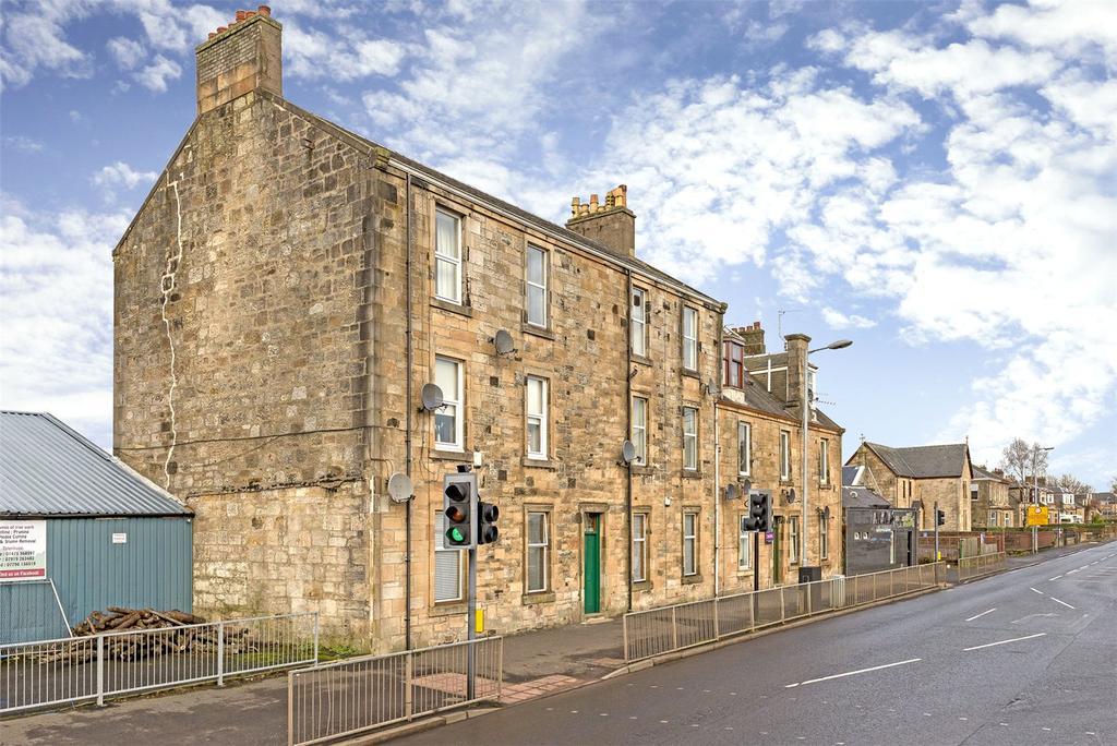 2 Bedrooms Flat for sale in 0/1, 9 Bridgend Road, Kilbirnie, North Ayrshire, KA25